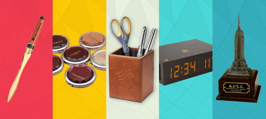 Your Customers Won't Want to Remove These Promotional Products From Their Desks
